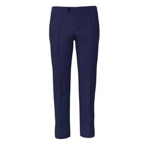 Pantalon Super 160's Bleu Marine