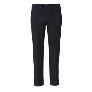 Trousers Blue Azzurro Stripe
