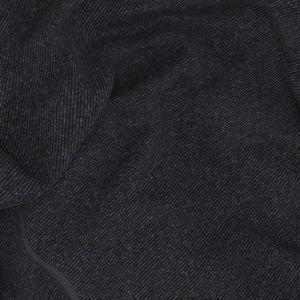 Blazer Denim Blau Melange Baumwolle