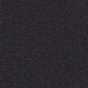 Blazer Denim Blu Melange Cotone