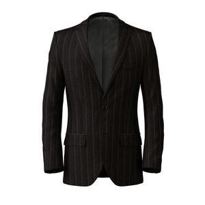 Jacket Grey Double Stripe