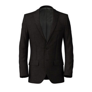 Jacket Metropolis Grey Sharkskin