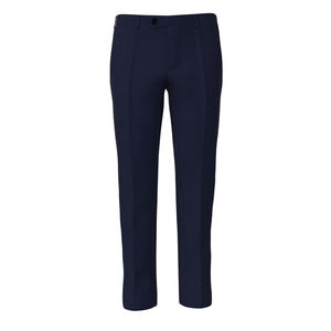 Trousers Blue 150's Armaturato