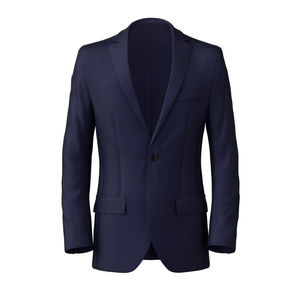 Blazer Azul Cobalto