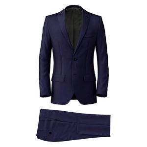 Suit Cobalt Blue