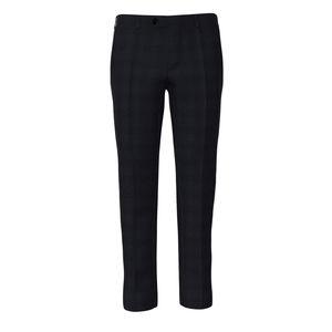 Pantalones Azul París Príncipe de Gales