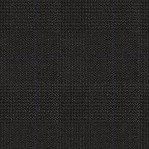 Suit Grey Prince of Wales Wool Silk