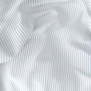 Shirt Soft Light Blue Stripe