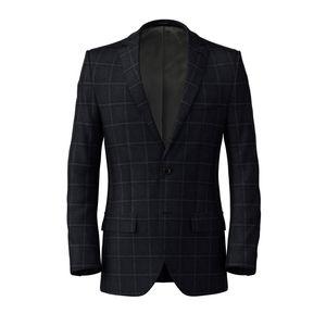 Jacket Midnight Blue Overcheck