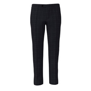Pants Midnight Blue Overcheck