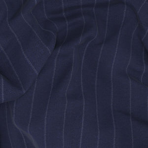 Trousers Miami Blue Pinstripe