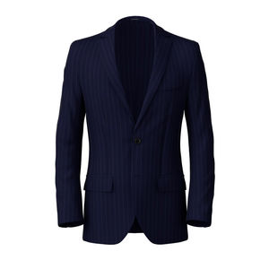 Blazer Blu Miami Gessato