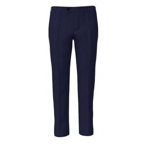 Pants Miami Blue Pinstripe