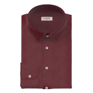 Shirt Marsala Cotton
