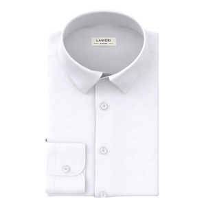 Camisa Blanco King Oxford Algodón