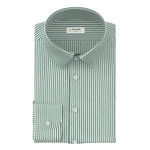 Camicia Verde Rigato