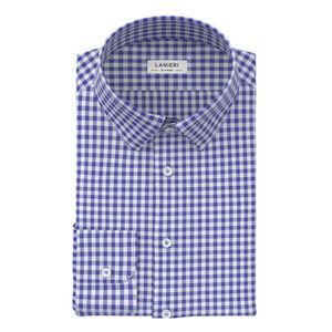Camisa Azul Cuadros