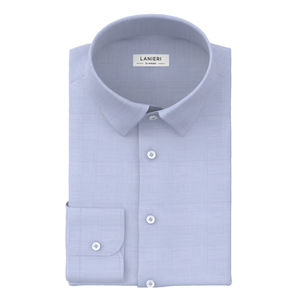 Shirt Light Blue Prince of Wales