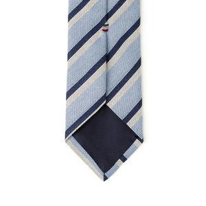 Cravatta Regimental Azzurra