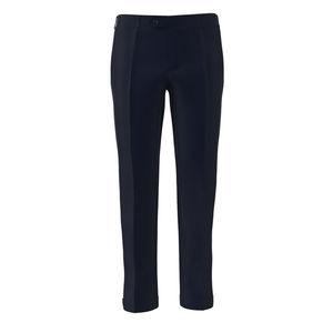 Pantalone 160's Blu Pied de Poule