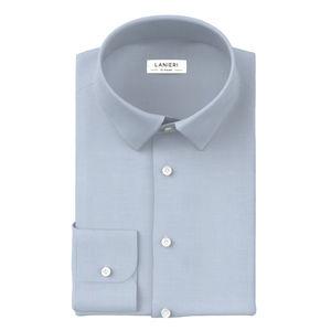 Shirt Natural Stretch Light Blue