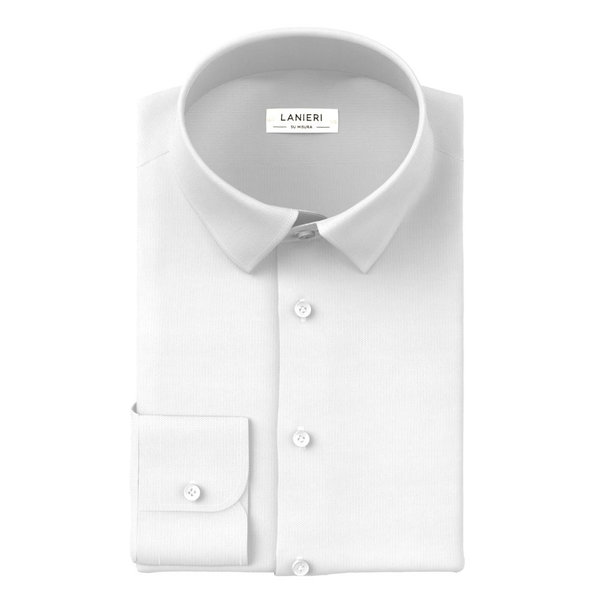 Shirt Ibieffe Spring/Summer Solid White