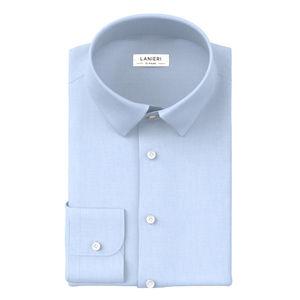 Shirt Light Blue End-on-end