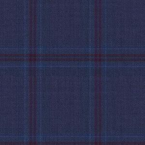 Pantalone 150's Blu Quadri