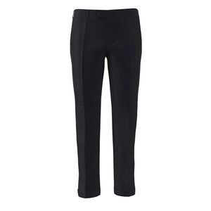 Trousers Midnight Blue Micro Dots