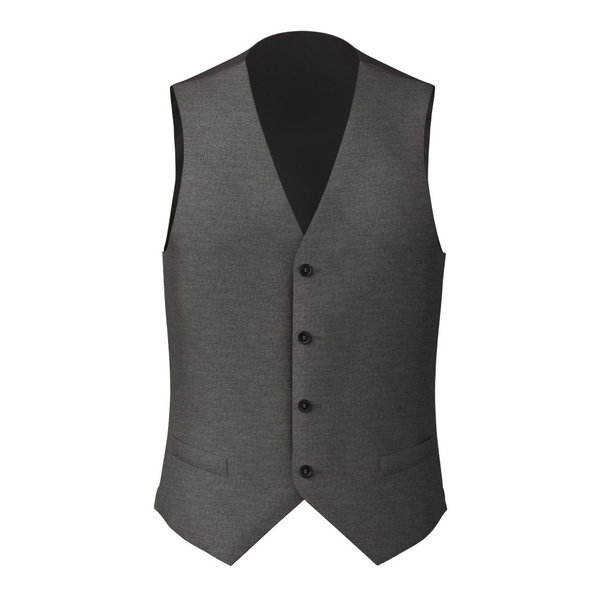 Vest Reda Four Seasons Solid Light Grey