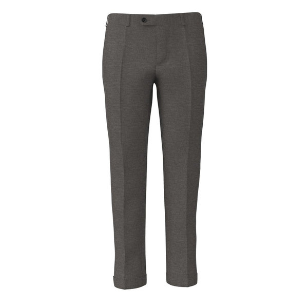 Pantalon Reda Four Seasons Solid Light Grey