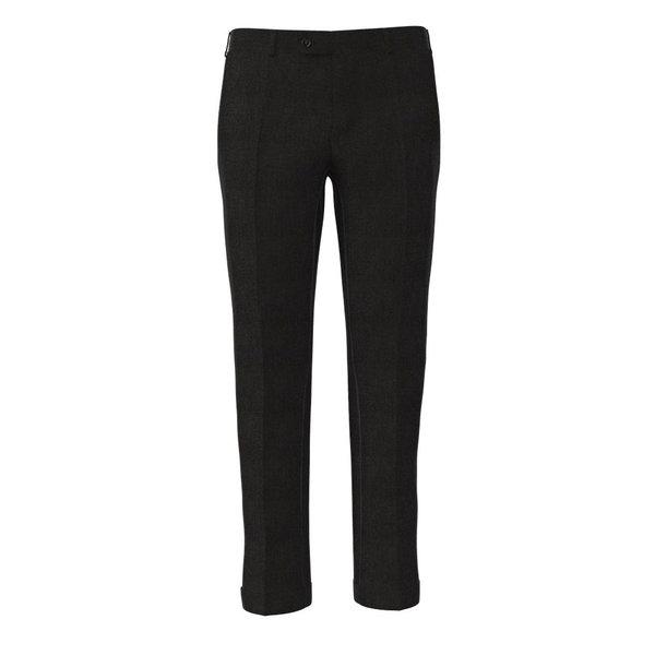 Trousers Reda Four Seasons Microdesign Black