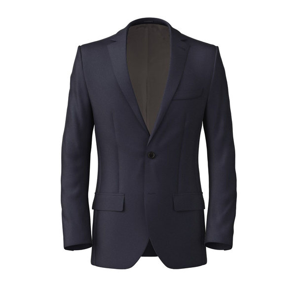 Veste Tallia Delfino Four Seasons Solid Dark blue