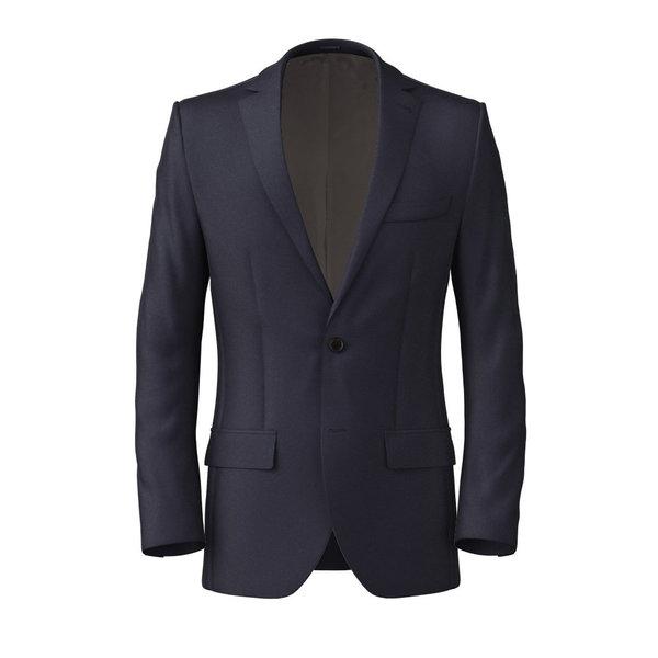 Jacket Tallia Delfino Four Seasons Solid Dark blue