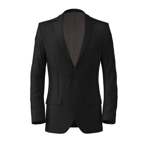 Jacket Tallia Delfino Four Seasons Solid Black