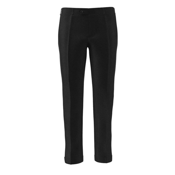 Trousers Tallia Delfino Four Seasons Solid Black