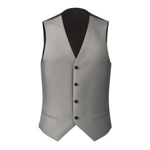 Waistcoat Authentic Grey