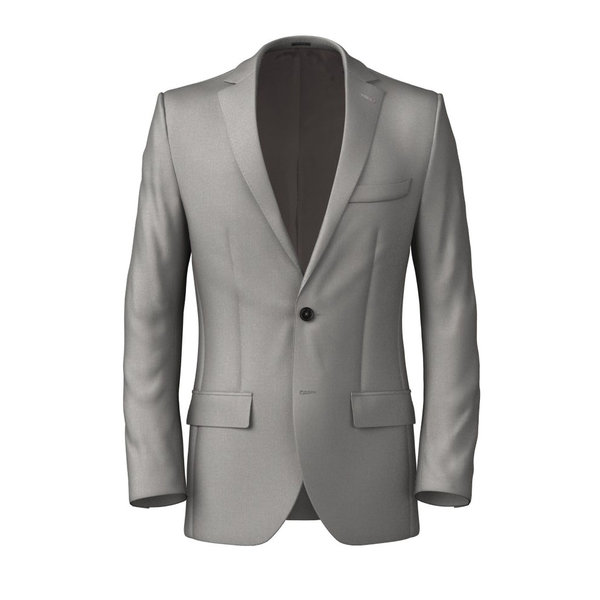 Jacket Tallia Delfino Four Seasons Solid Light Grey