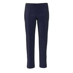 Trousers Cobalt Blue