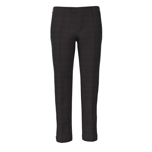 Pantalon Carlo Barbera Four Seasons Prince of Wales Dark Grey