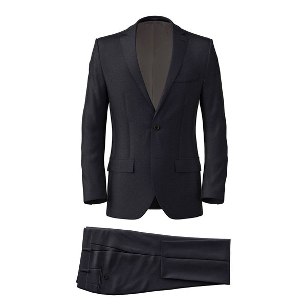 Suit Reda Four Seasons Microdesign Blue
