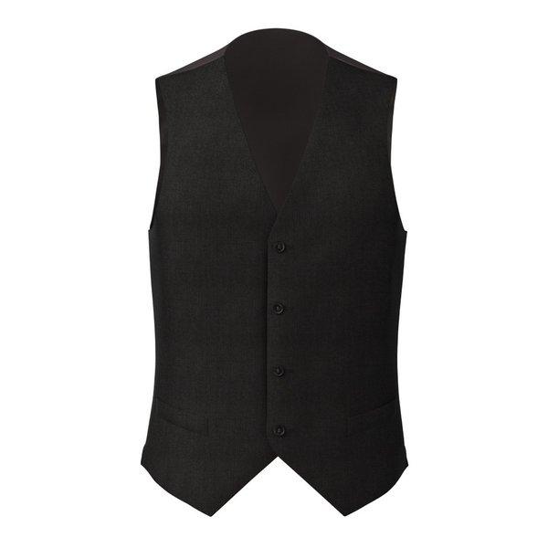 Waistcoat Reda Four Seasons Microdesign Black