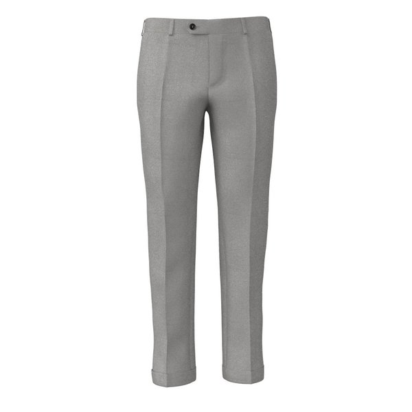 Pantalon Tallia Delfino Four Seasons Solid Light Grey