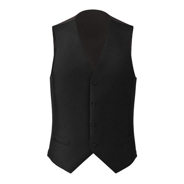 Gilet Tallia Delfino Four Seasons Solid Black