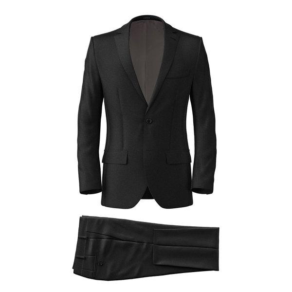 Costume Tallia Delfino Four Seasons Solid Black