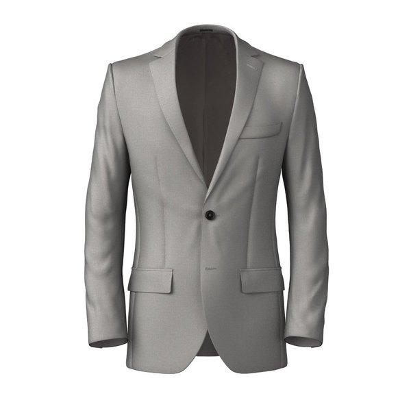 Jacket Tallia Delfino Four Seasons Solid Light Grey