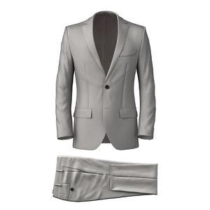 Suit Authentic Grey