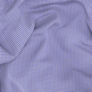 Camicia Blu a Quadri
