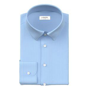 Camicia Azzurra Dobby