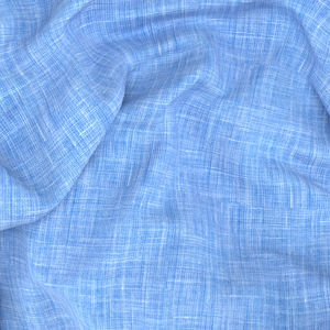 Camicia Puro Lino Azzurra Cielo